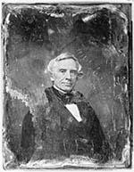 Dagerrotípiás kép Morseról